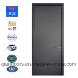 火証拠の出口の鋼鉄ドアの黒カラーBSは証明する