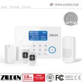 Accueil GSM/ RTPC avec l'APP de contrôle d'alarme sans fil