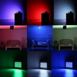 luz del estroboscópico de la etapa LED del equipo de DJ del suelo 108PCS*1W