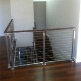La construcción de Acero Inoxidable Balcón Cable / Cable de la barandilla de escalera o balcón