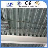 Закрытый тип листы Decking пола для зданий стальной структуры