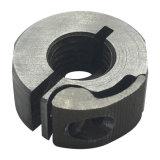 Peças de metal da ferragem da maquinaria do CNC do sobressalente do alumínio da elevada precisão