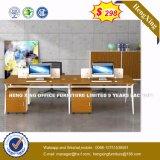 Bureau en bois haut gestionnaire de forme L'Office Table (HX-8NR0101)