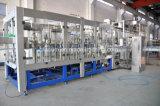 3 complètement automatiques dans 1 machine de remplissage de jus de bouteille en verre