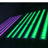 24部分10W RGBW屋外LEDの壁の洗浄照明