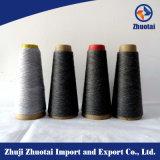 32sポリエステル綿の円の編むことのための回転の混合物ドープ塗料によって染められるTcヤーン