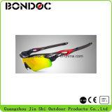 Óculos de sol de Miltifunctional que dão um ciclo o esporte Outdoor  Vidros (JS-713)