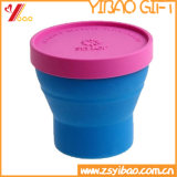 Runde Form-Silikon-Cup-Matte (YB-LY-CM-01)