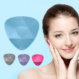 Mini Electric Cepillo Limpiador Facial de silicona cara belleza instrumento ultrasónico Dispositivo de eliminación de espinillas