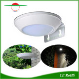 Im Freien Garten-Lampen-Radar-Wand-Solarlicht der Beleuchtung-16LEDs angeschaltenes