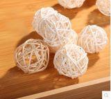 Heißer Verkauf der populär spinnenden Rattan-Kugel für Hochzeits-Dekoration