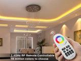 Regulador del conjunto completo 2.4GHz RF para la tira de la luz de RGBW LED