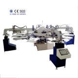직물을%s 기계를 인쇄하는 4개의 색깔 12 역 스크린