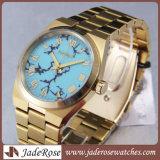 Neue Art-Form-Uhr-Edelstahl-Uhr