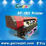 imprimante industrielle de dissolvant d'Eco de grand format du coupeur 3D du collant 1440DIP de 1.8m/3.2m
