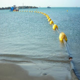 Tubo di plastica del PE del tubo dell'HDPE del tubo Pn16 dell'HDPE della draga