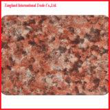 광택 색깔 외벽에 있는 유리제 화병 또는 유리 외벽 또는 유리 외벽 또는 유리 촛대 또는 정원 훈장 또는 직류 전기를 통한 강철 코일 또는 가구 가공