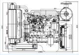 発電機のディーゼル発電機/ディーゼル発電機のためのディーゼル機関