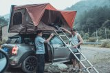 حارّ يستعصي قشرة قذيفة سيارة سقف أعلى خيمة