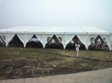 PVC屋外のイベントのための上塗を施してあるアルミニウム屋外の屋上の結婚披露宴のテント