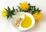 Olio cosmetico della pressa fredda di 100%, olio di semi all'ingrosso del cartamo
