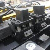 CNC Ponsen die Machine voor de Plaat van de Toren van het Staal van de Hoek merken