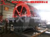 Usine de lavage de roue et de sable mobile à vis