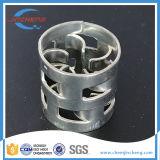 SS304 Verpakking van de Toren van het Metaal van de Ring van het Baarkleed van het Roestvrij staal van de Ring van het Baarkleed van het metaal de Willekeurige voor het Ceramische Plastiek van de KoelToren