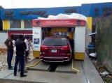 Fully-Automatic estilo Mobile Car Wash limpiador de la máquina para la venta