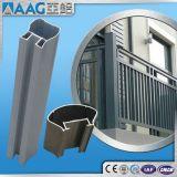 Aluminium extrudé Profil de sécurité pour la clôture avec la haute fidélité