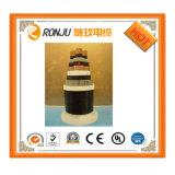 Conducteurs multibrins Type et le matériau isolant en PVC de fils et câbles électriques