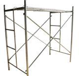 고품질 그려진 건축 이동할 수 있는 플래트홈 강철 H 프레임 비계