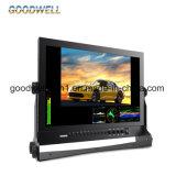 """Forma de onda, monitor de 3G-SDI LCD del alcance 17.3 del vector """""""