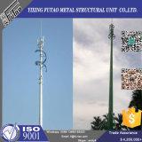Télécommunication Antennatower unipolaire en acier de GM/M