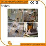 CNC van de diamant de Scherpe Machine van de Draad voor graniet en marmer