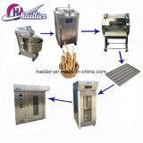 Macchina francese del hot dog del forno della strumentazione dell'insieme completo del pane francese del forno automatico della macchina elaborante