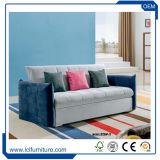 Bâti de sofa à extrémité élevé de coin de modèle de Moden de qualité avec la mémoire