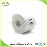 Commerce de gros coton athlétique personnalisé de haute qualité de la kinésiologie bande imperméable