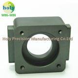 アルミニウムステンレス鋼の真鍮の機械化のコネクターの正方形の管の接合箇所