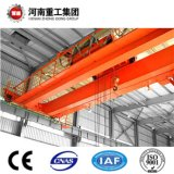 CE/SGS Bescheinigung FEM/ISO Standard-QD-vorbildlicher doppelter Träger obenliegend/Bridge/EOT Kran