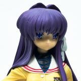 Школьная форма каваий девушка 3D-пластмассовых аниме рисунок