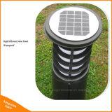 Allen in Één Geïntegreerded Zonne Aangedreven LEIDEN van de Lamp Licht voor de OpenluchtVerlichting van het Landschap van het Park van de Tuin van het Gazon