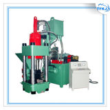 Máquina hidráulica automática da ladrilhagem da sucata Y83