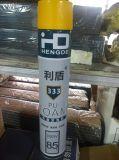 Mousse de polyuréthane remplissante d'écartement avec 750ml