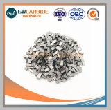 Carbide van het wolfram zag Uiteinden voor Machine