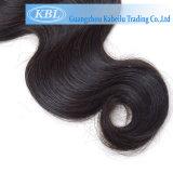 Onde péruvienne de corps de prolonge de cheveu de Vierge (KBL-pH-BW)