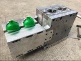 HDPEの小さいびんのための放出のブロー形成機械