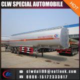 腐食性の液体配達のための半トレーラー、腐食性の液体の交通機関のための半3つの車軸トレーラトラック