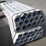 Tubo de alumínio extrudido de alta qualidade 6061