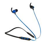 Sports Bluetooth Metal de haute qualité Écouteurs avec télécommande